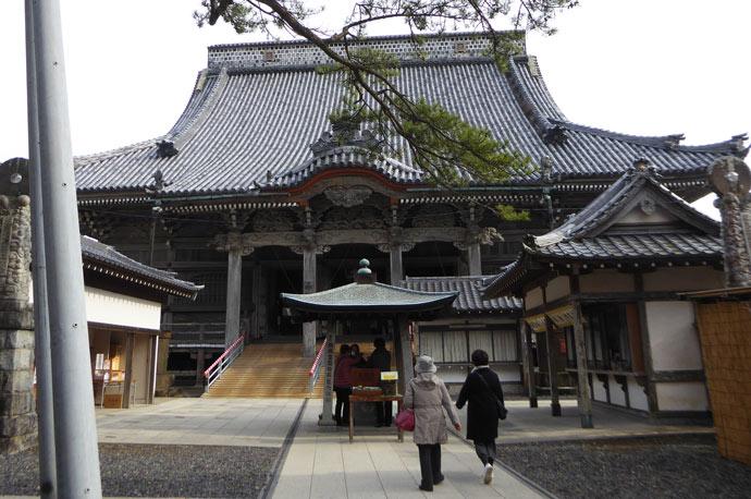 祖師堂正面の画像