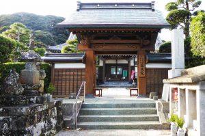 徳蔵院の山門