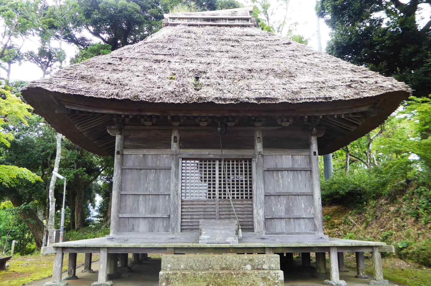 石堂寺薬師堂(国指定重要文化財)の画像