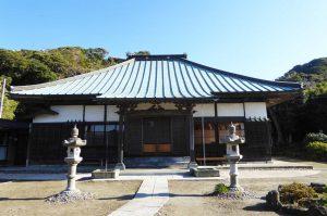 善栄寺の本堂の画像