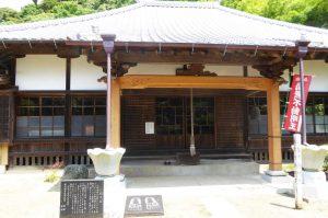 常光寺の本堂