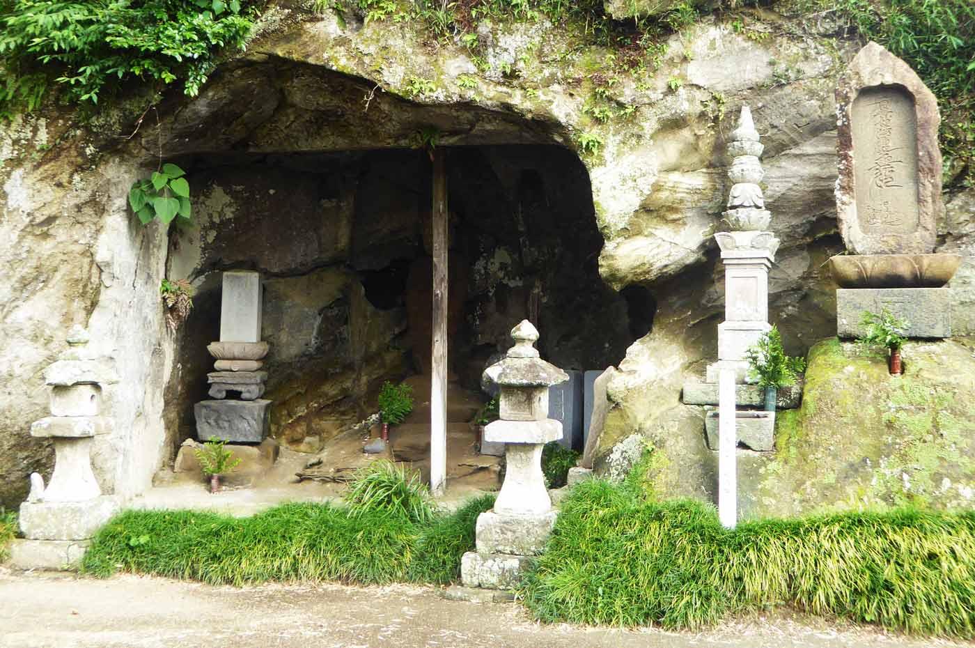 正文寺の大檀那正木環斎の墓