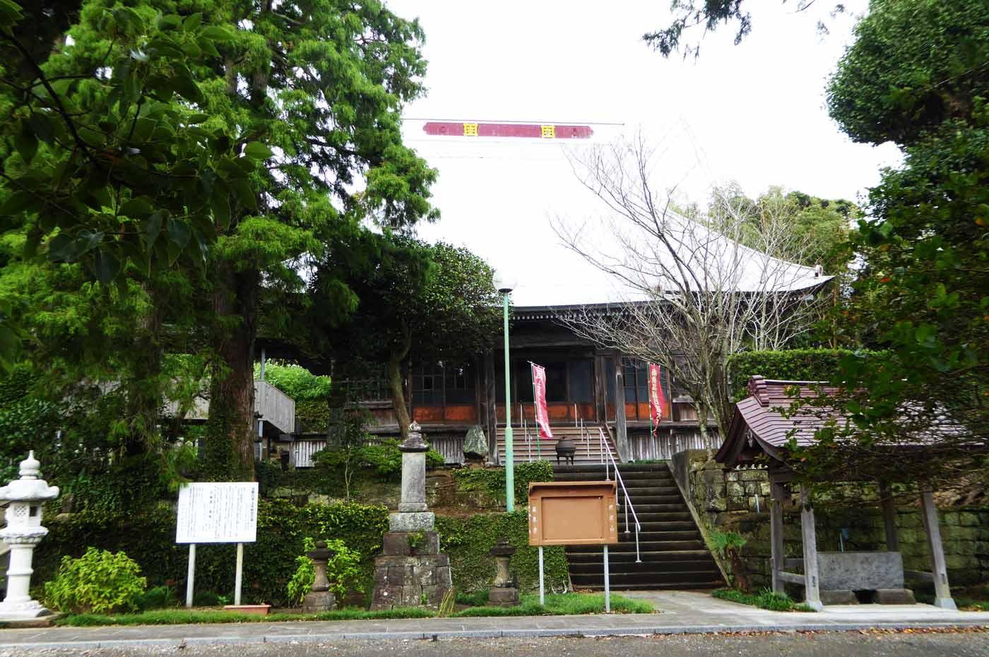 正文寺の祖師堂