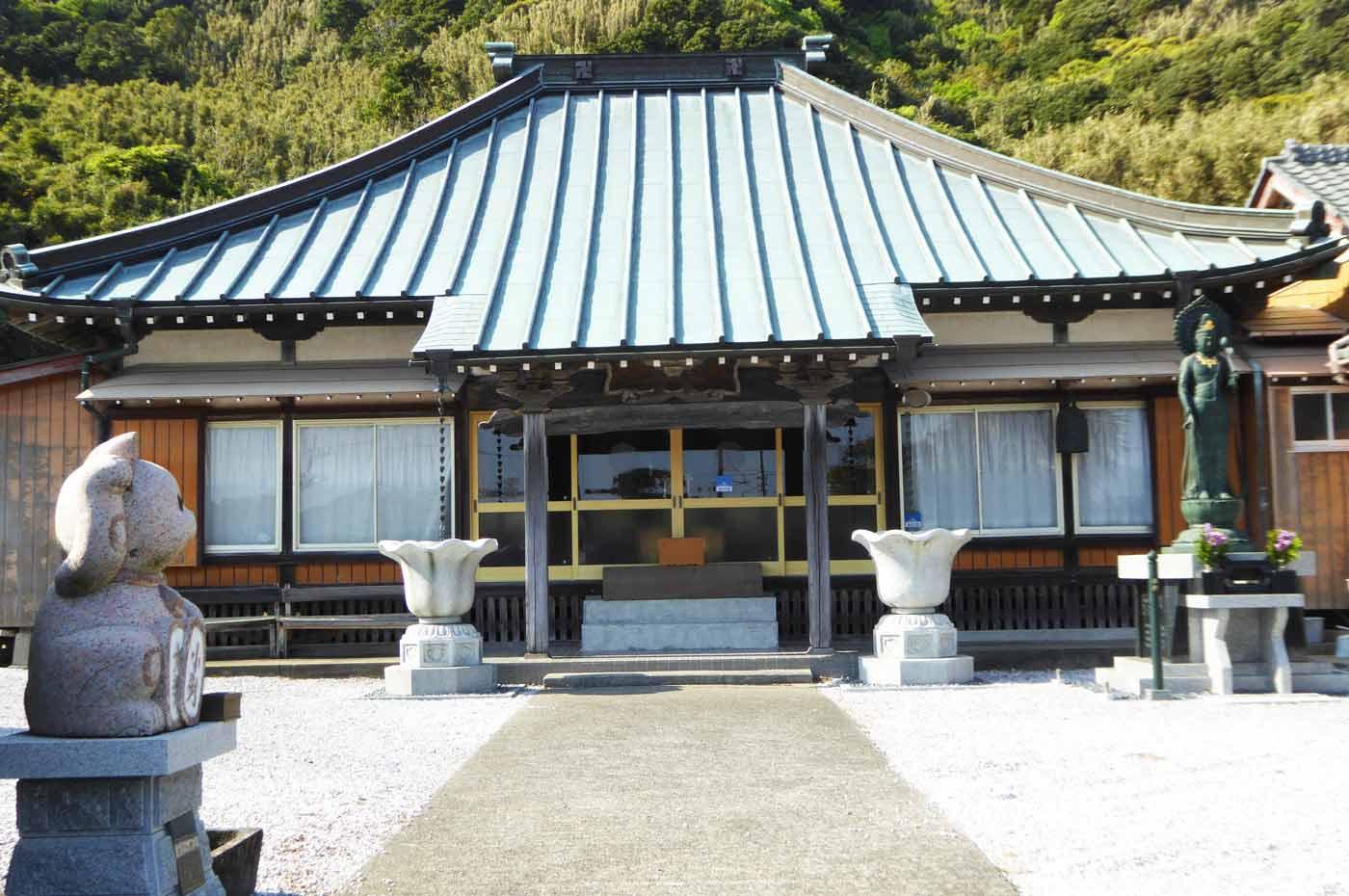 東光寺本堂の画像