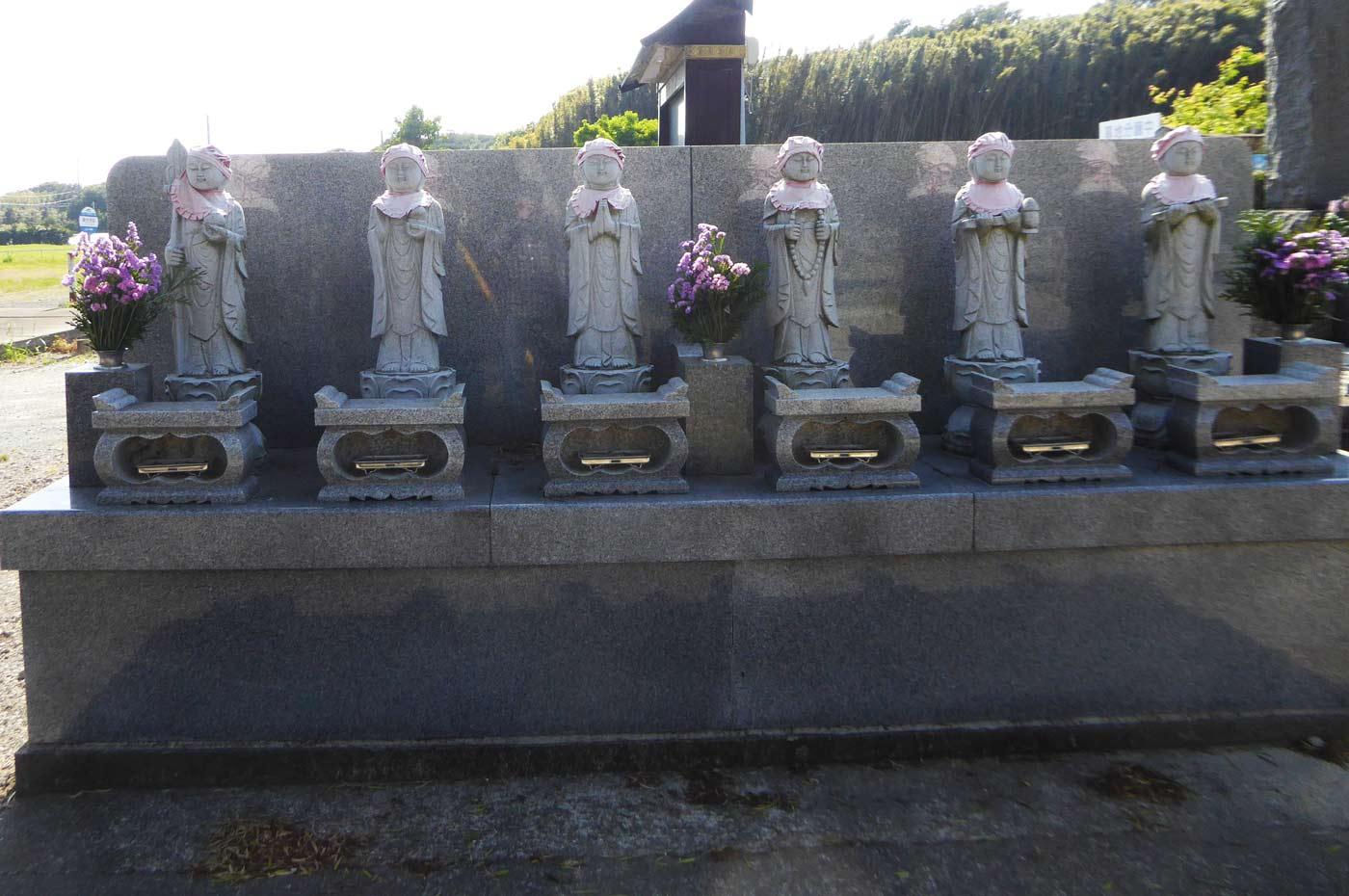 東光寺六地蔵の画像