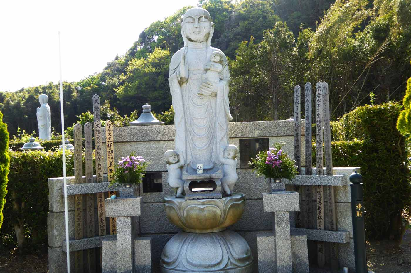 東光寺水子地蔵の画像