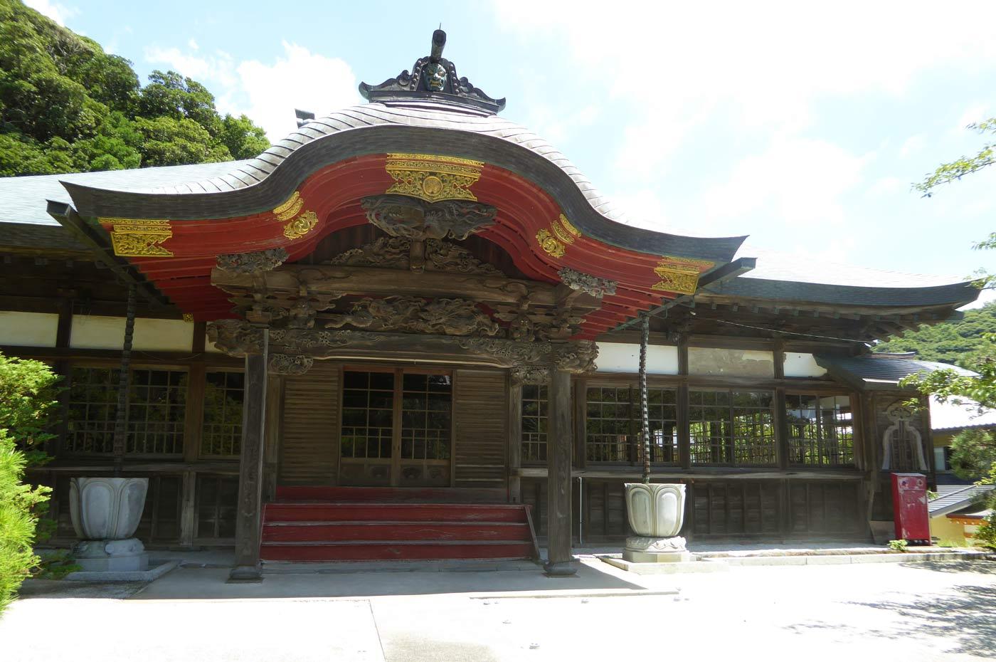 妙本寺客殿の画像