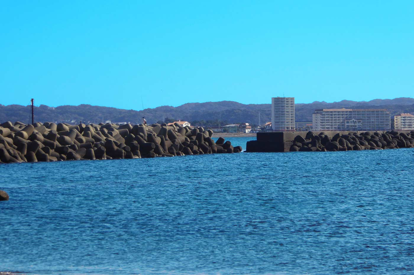 船形港青灯台のポイント