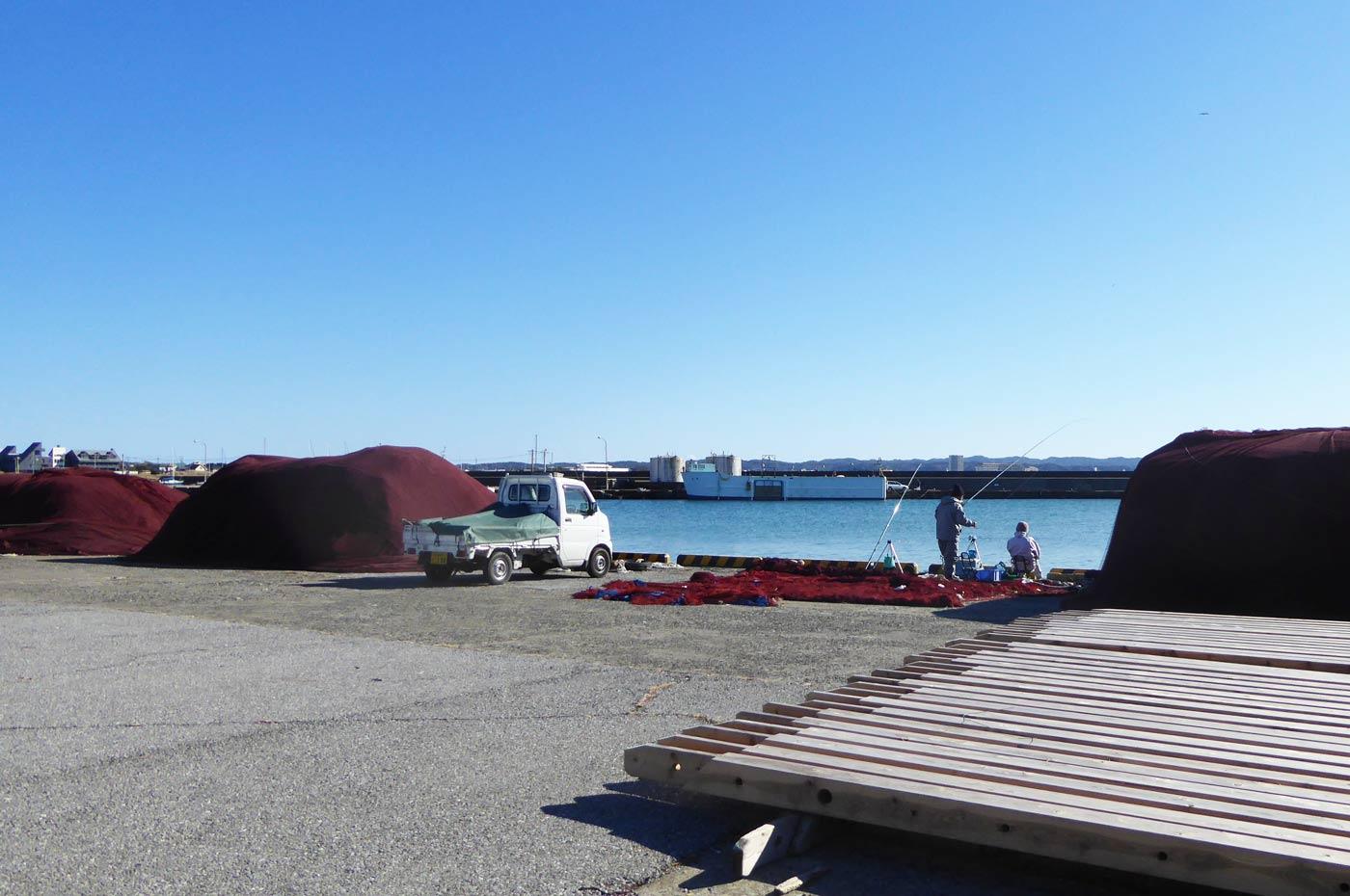 船形港 市場前のポイント