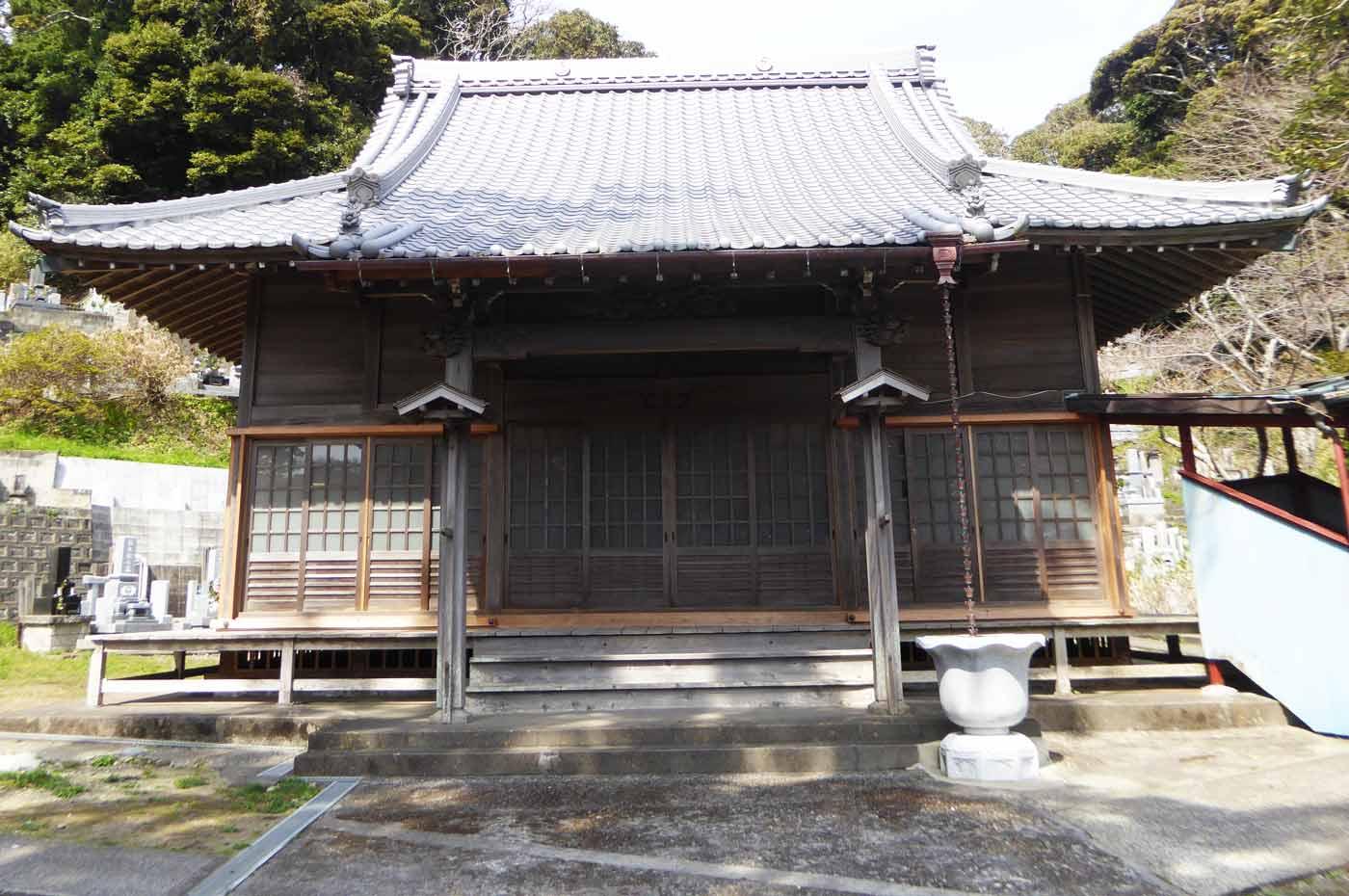 妙本寺本堂の画像