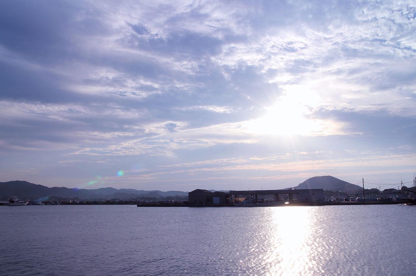 北ケイセン 団子釣り風景