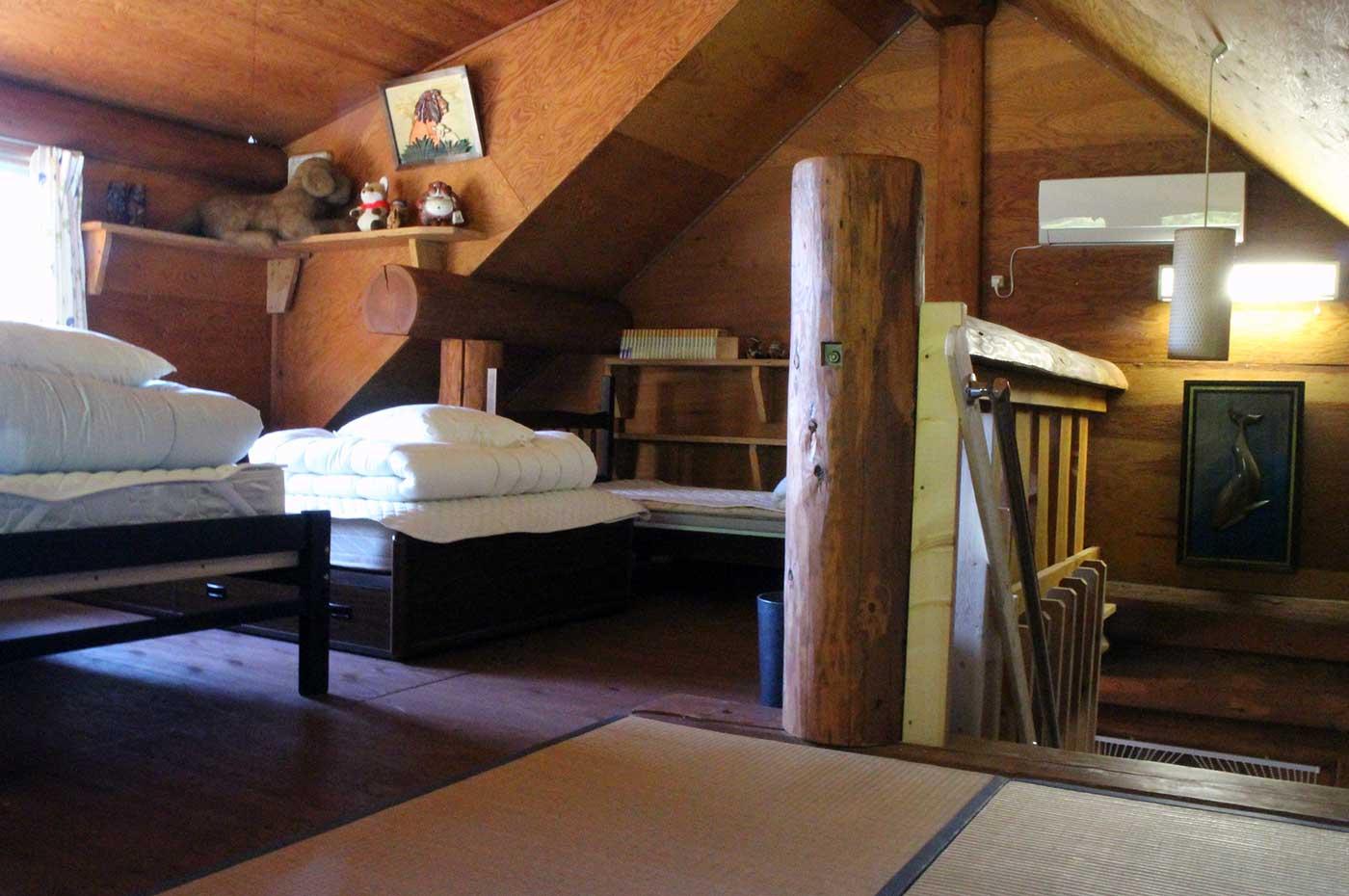 牛タン蔵寝室