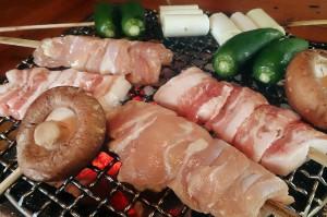 隠れ屋敷典膳のコース料理
