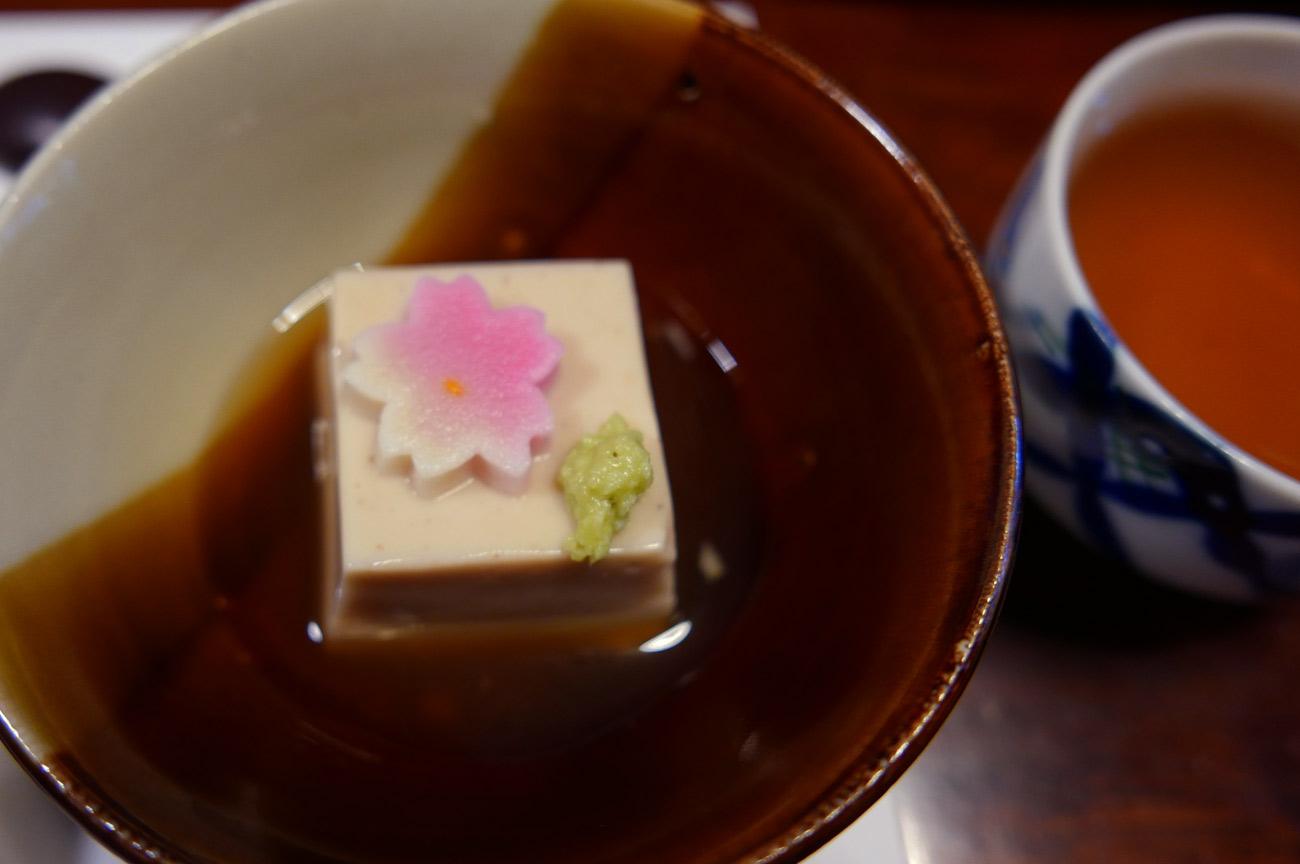 典膳の嶺岡豆腐
