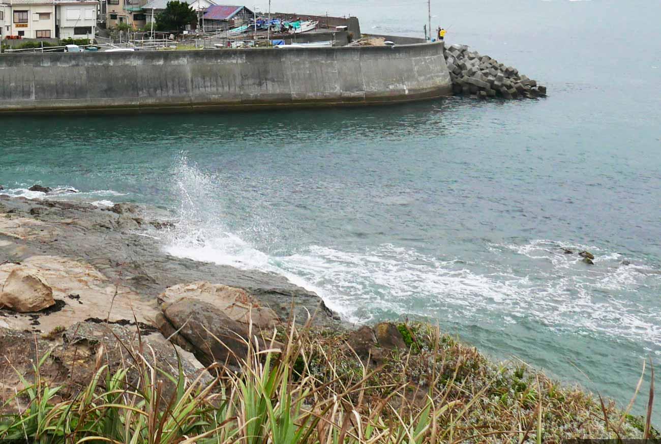 亀岩の画像