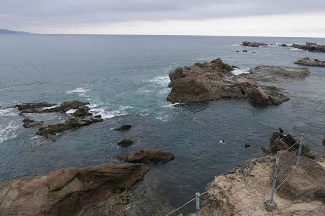 神楽岩からの眺め