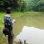 オラホフィッシングスポットの釣り場