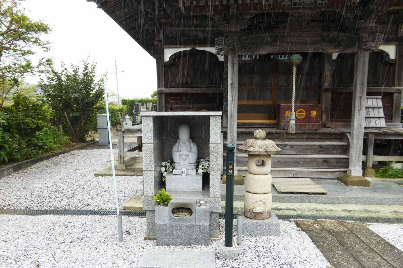 安国寺の福禄寿