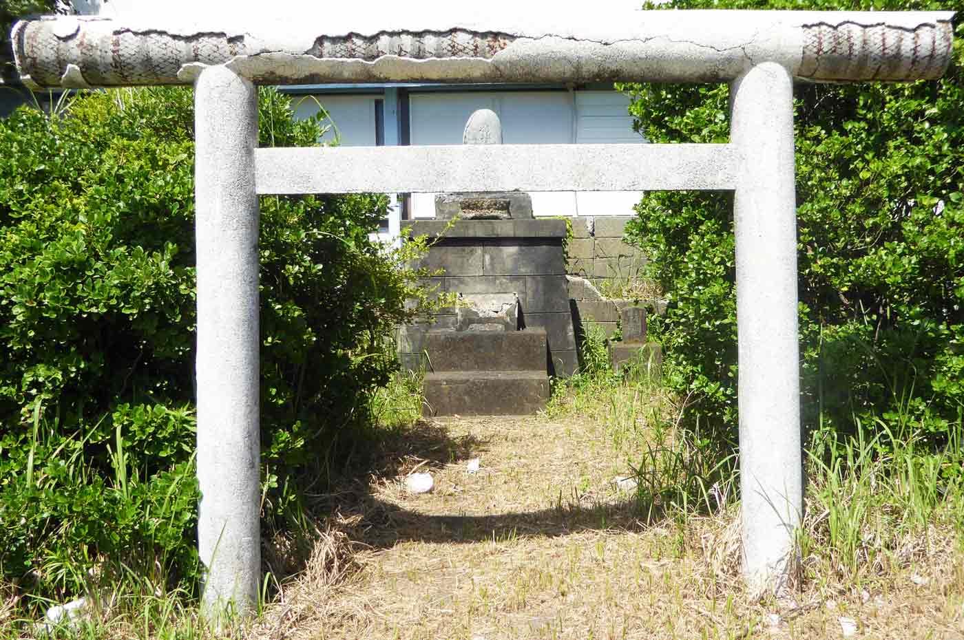 船形諏訪神社例祭 竈神社