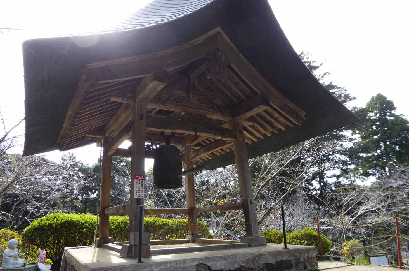真野寺の梵鐘
