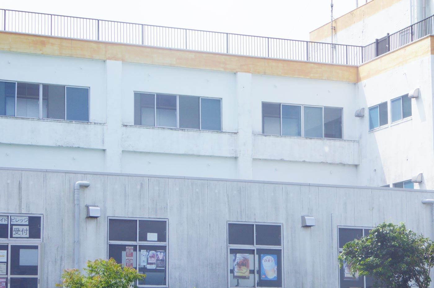 館山シーサイドビレッジの宿泊棟