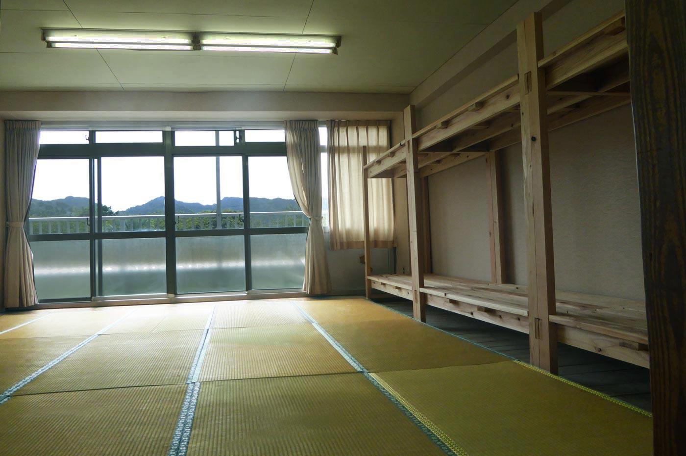 館山シーサイドビレッジの宿泊部屋