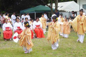 洲崎神社のみのこ踊り