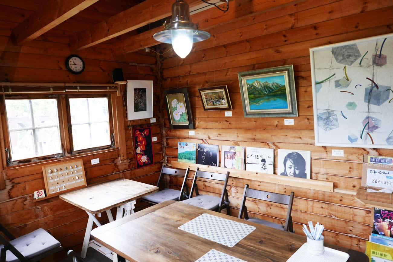 まいすたのカフェ&ギャラリーの画像