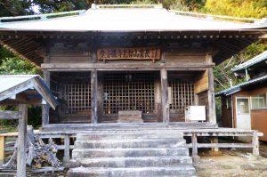 智光寺の観音堂