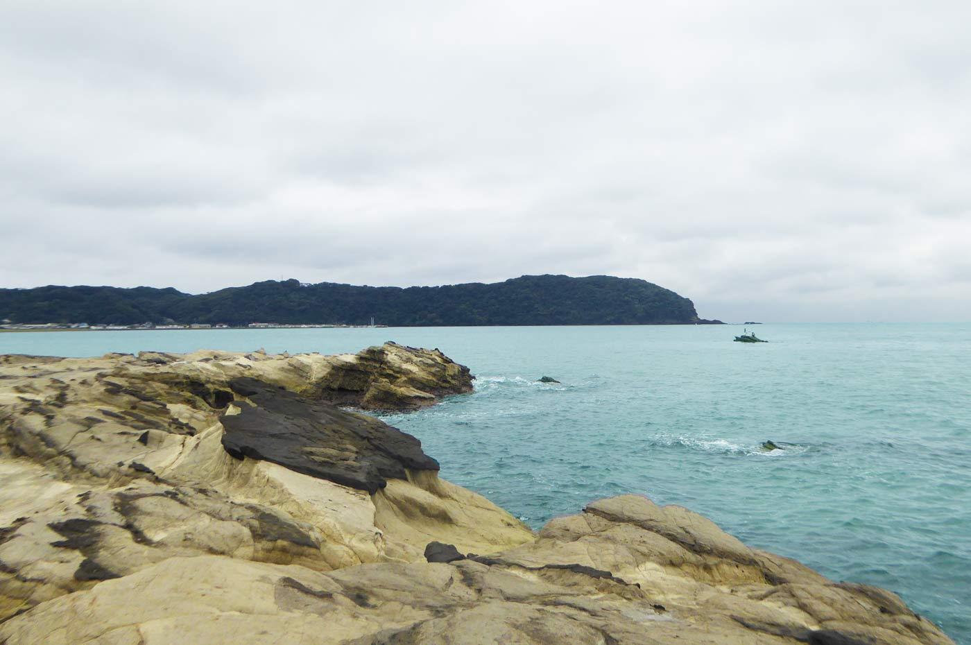 逢島右側のポイント