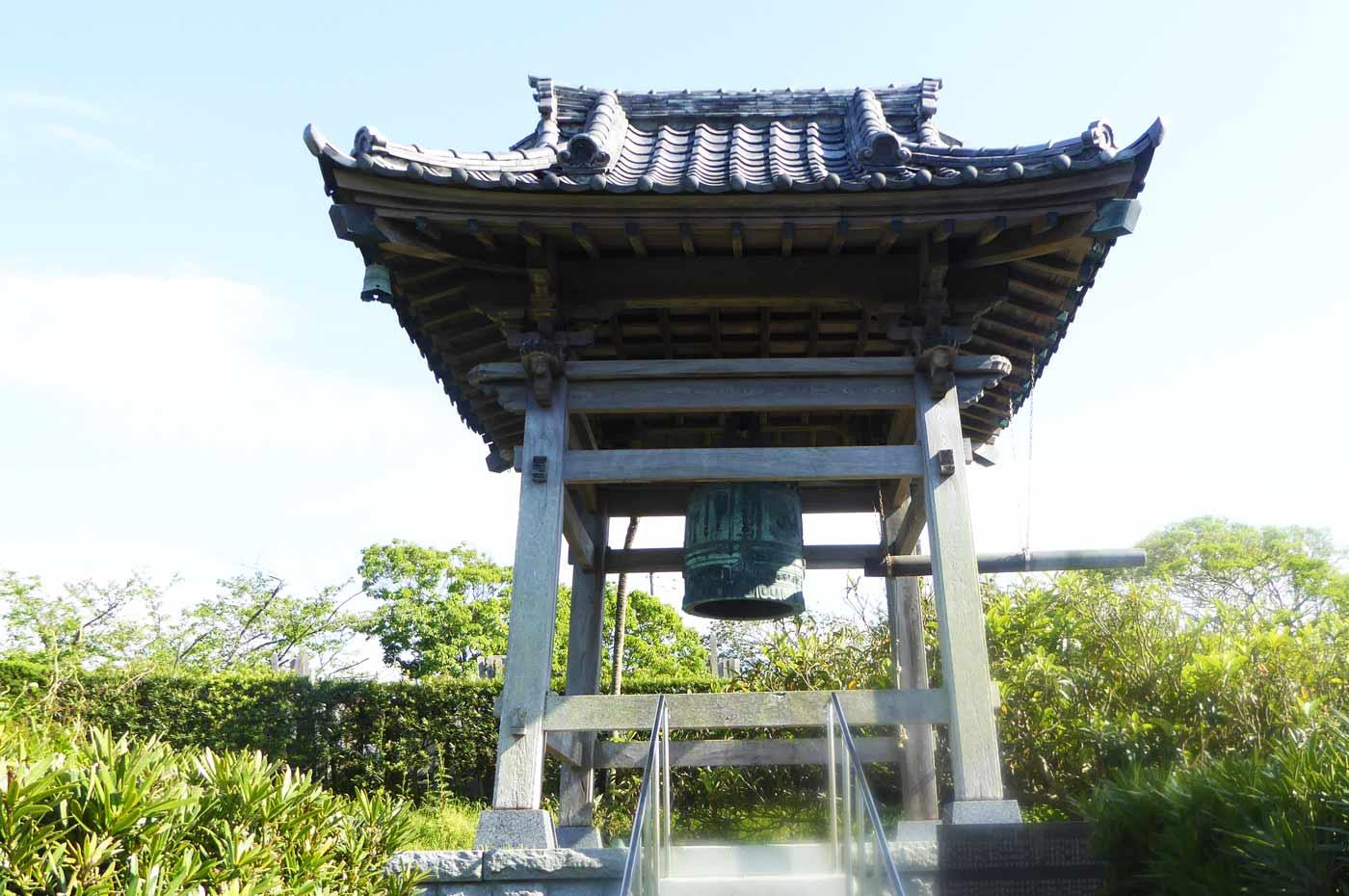 蓮台寺鐘楼の画像
