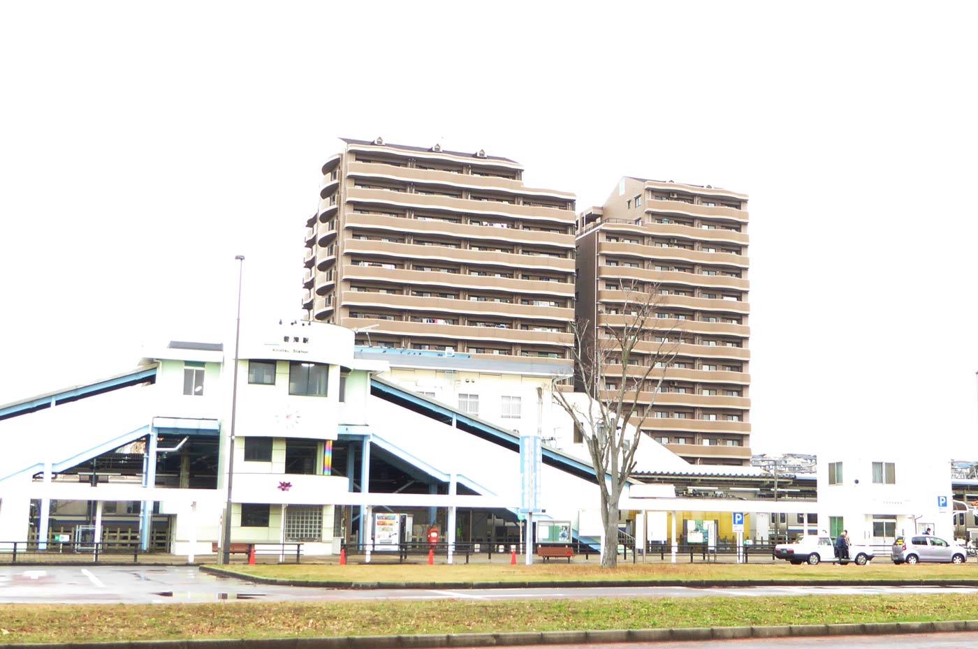 君津駅の写真