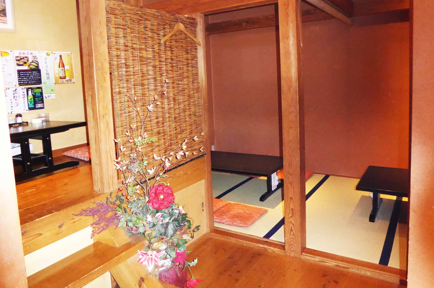 若鈴の個室の写真