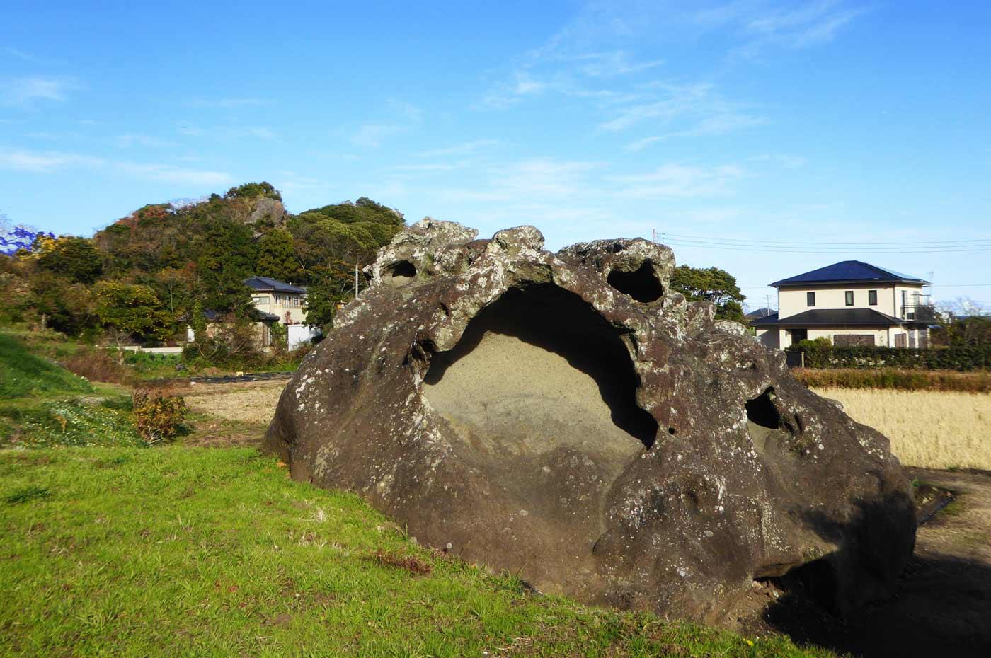 神楽石の写真