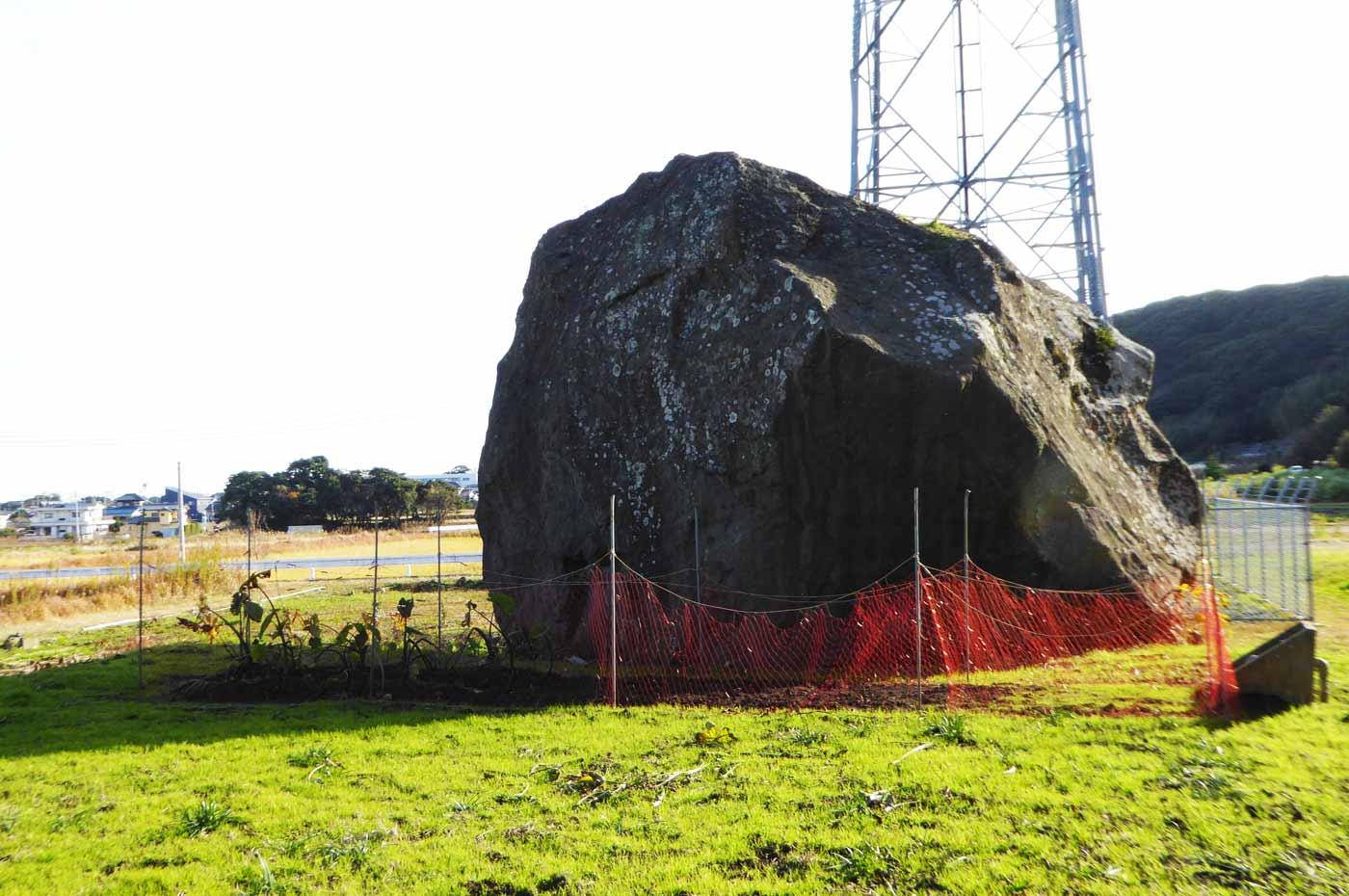 礫石の写真