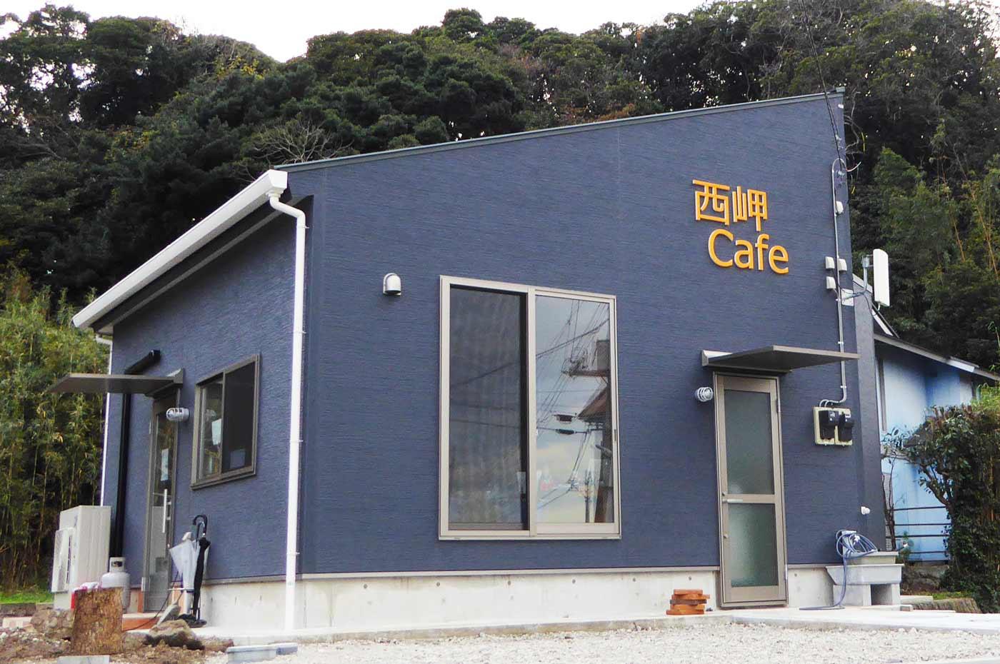 西岬カフェの店鋪画像