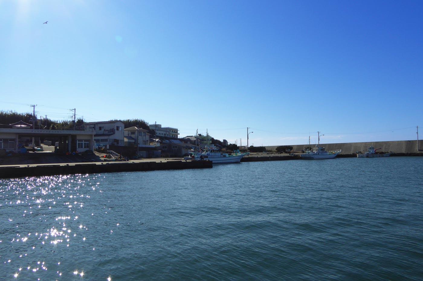 相浜港魚市場前の画像