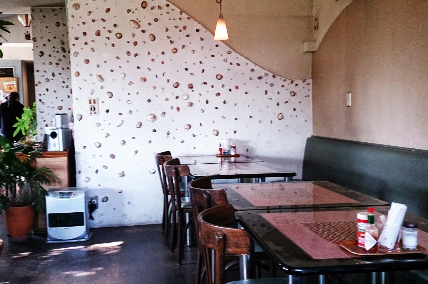 カーサーマリーナの店内の画像