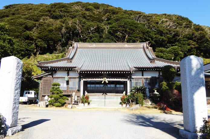 福寿院の本堂