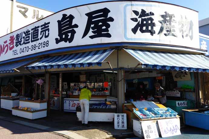 野島崎公園の島屋の画像