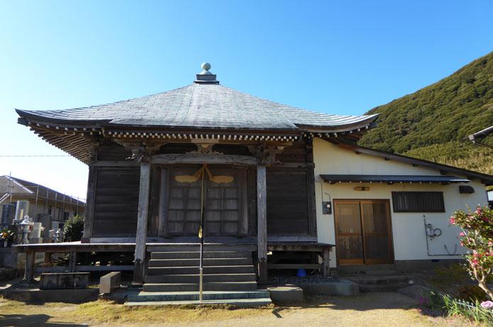 太子堂の由来の写真