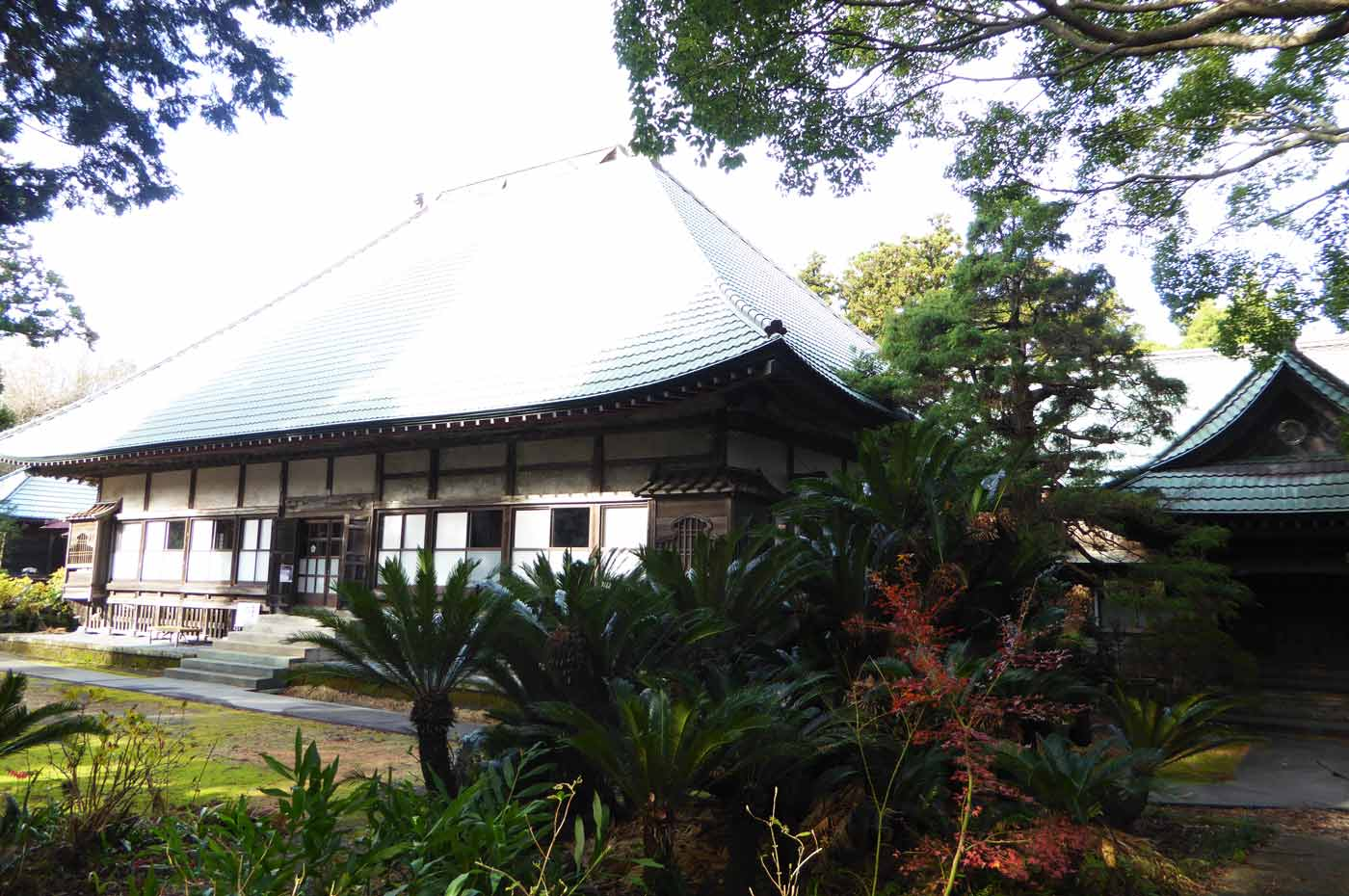 円蔵院本堂の画像