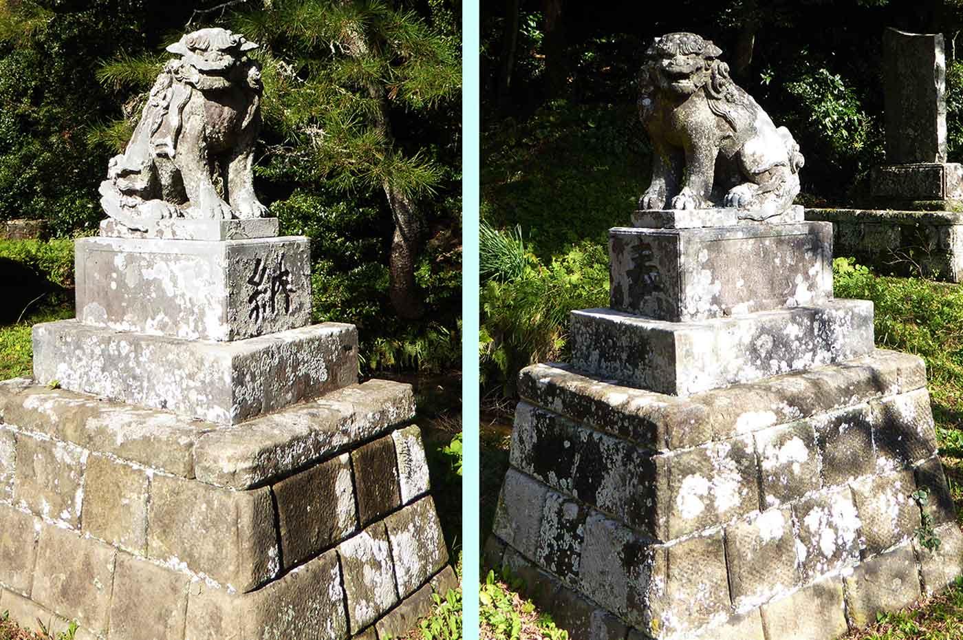 狛犬の画像