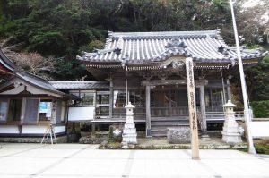 妙蓮寺の感応堂