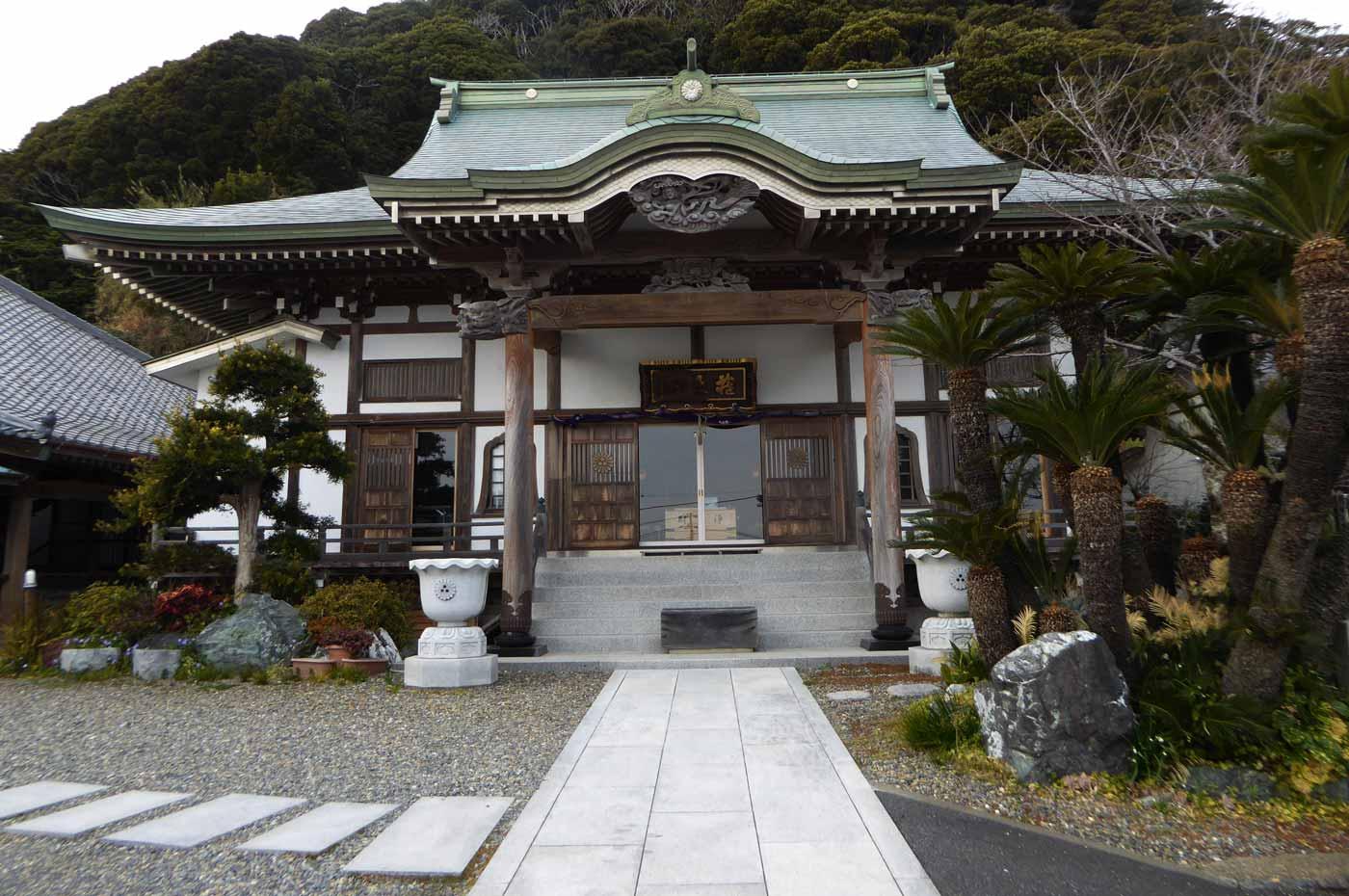 萬福寺本堂の画像