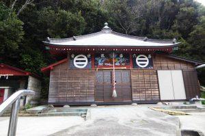 長谷寺の本堂