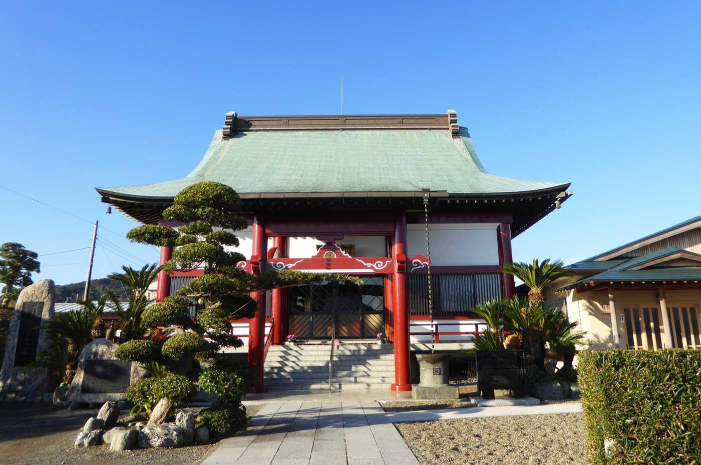 本蓮寺本堂の画像