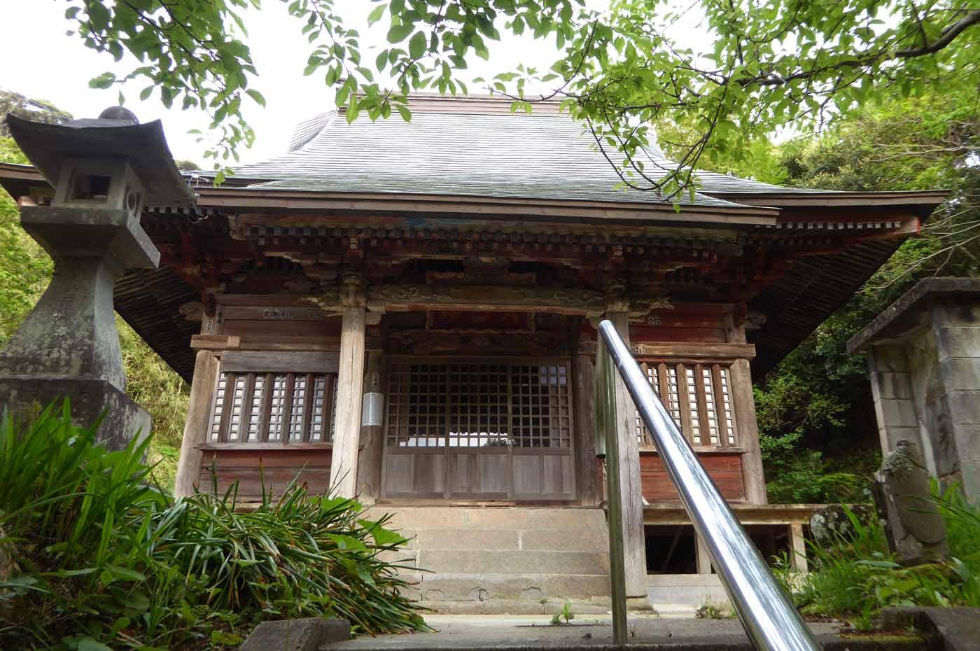 信福寺観音堂の画像