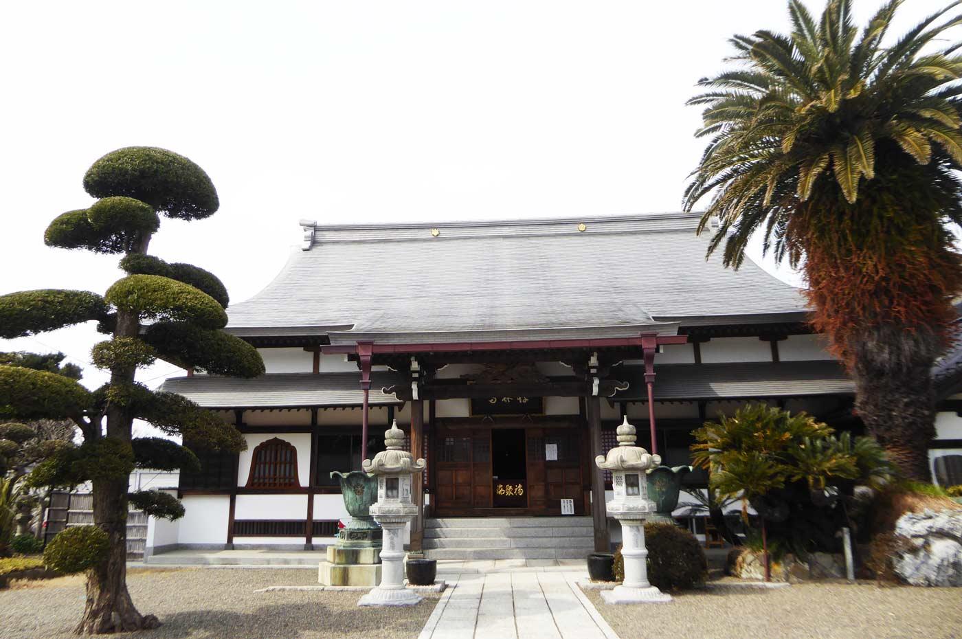 存林寺本堂の画像