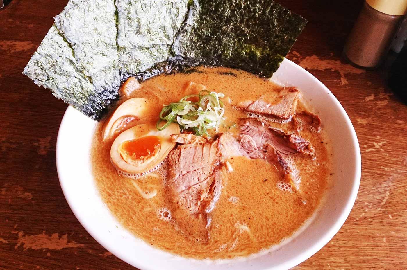 ラーメン五介のタンタン麺の画像